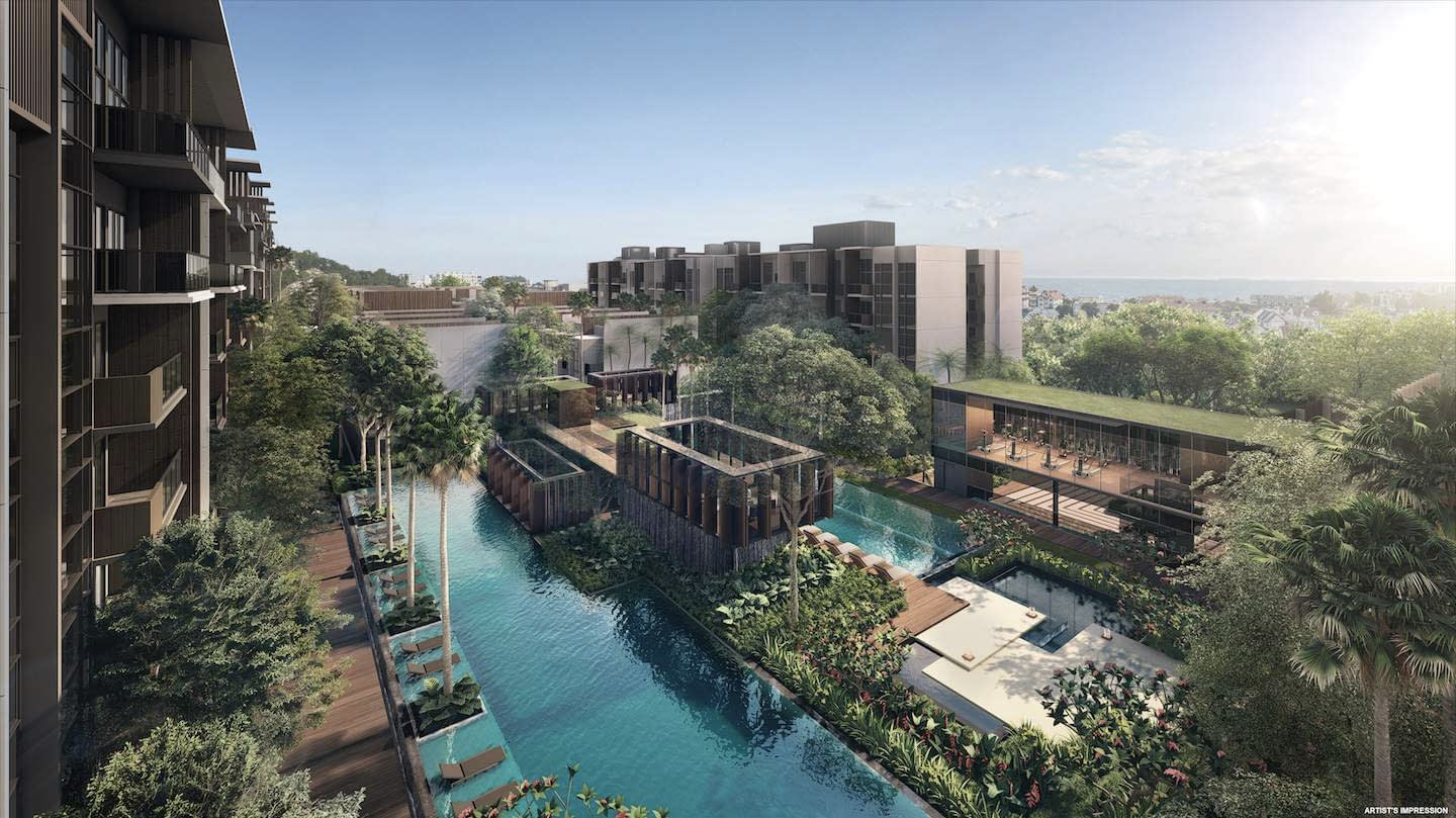 Ken Ridge Hill Residences Pool