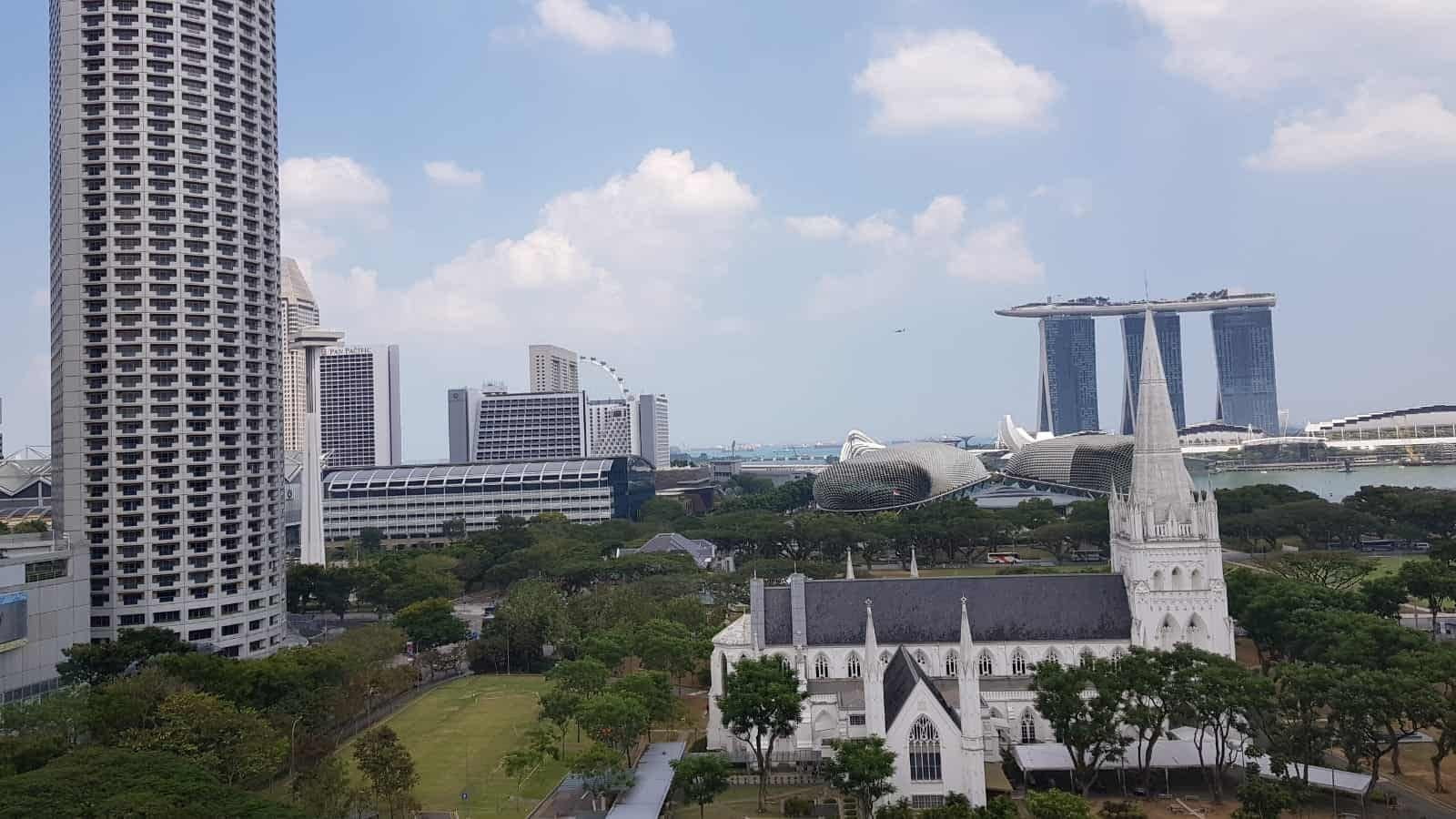 Q1 2019 Singapore Residential Report